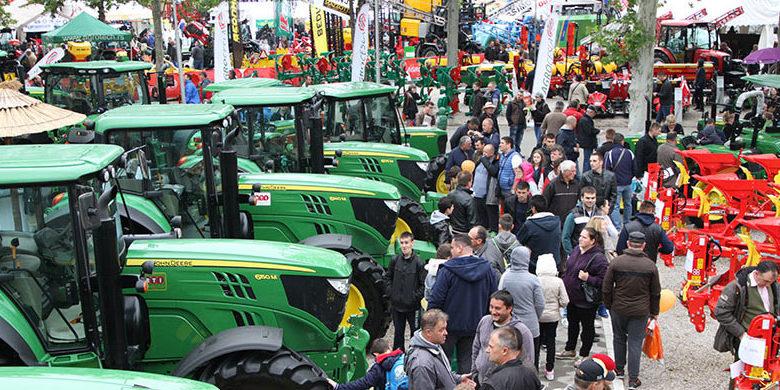 INTERNATIONAL AGRICULTURAL FAIR - NOVI SAD